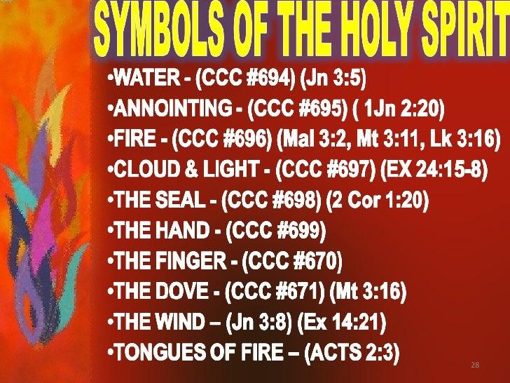Holy Spirit Fire Power Gods Hotspot