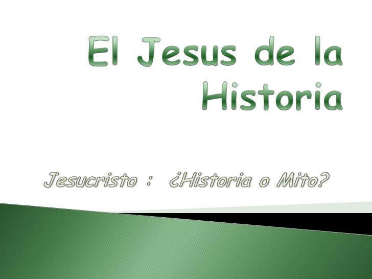 Jesus de la historia