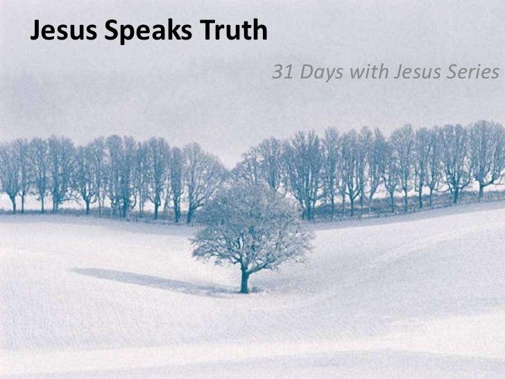 Jesus Sets Us Free (31 Days with Jesus)