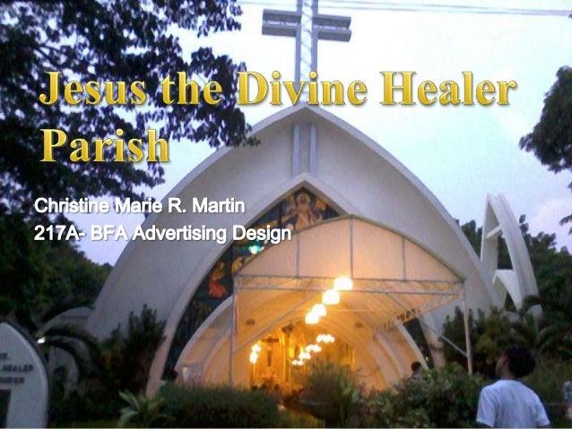 Jesus the divine healer parish