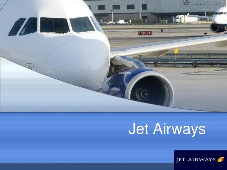 Jet Airways - Strategy