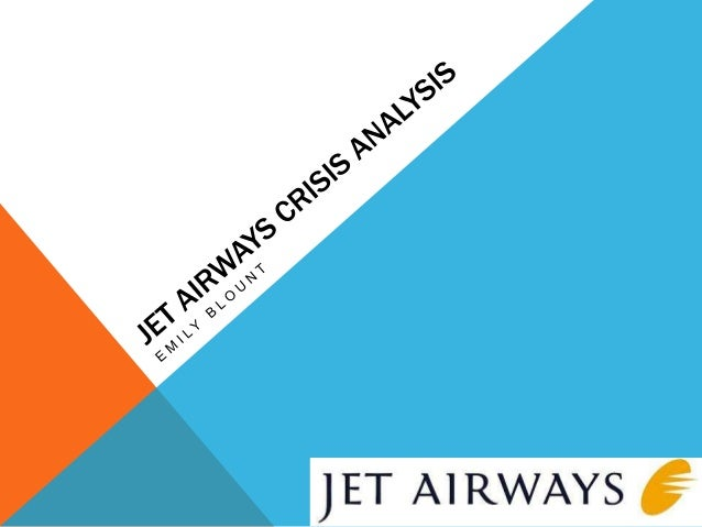 Jet airways crisis analysis