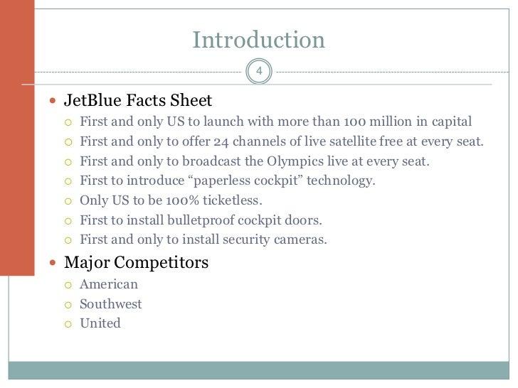 Jetblue Airways Starting From Scratch Essay Help - image 5