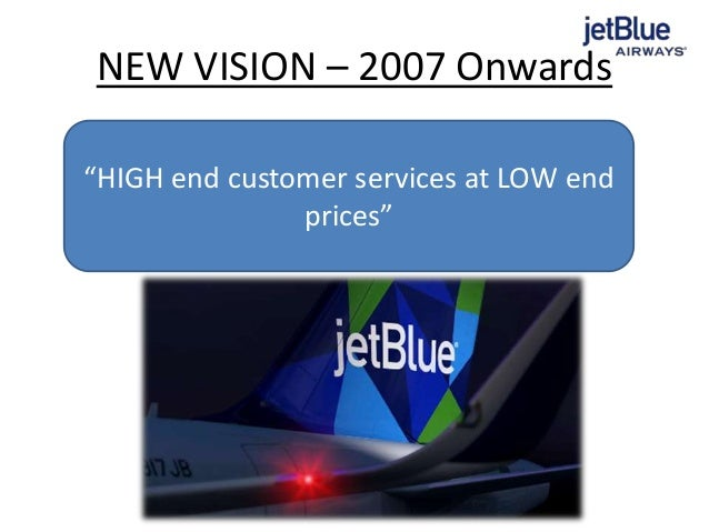 jet blue strategic management case study Jetblue airways has differentiated itself by providing various facilities to the customers such as in-flight entertainment, satellite radio and tv on every seat etc.