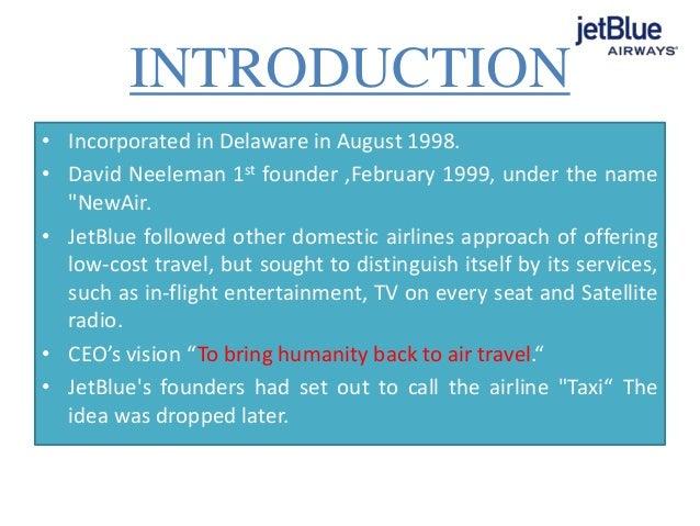 Jetblue Airways Starting From Scratch Essay Help - image 3