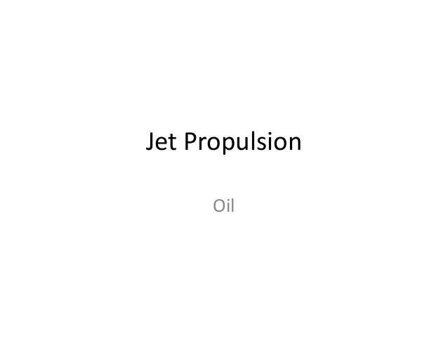 Jet Propulsion Oil