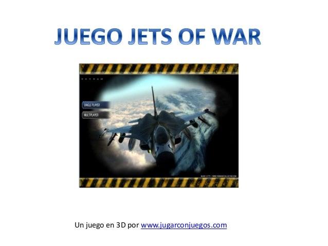 Un juego en 3D por www.jugarconjuegos.com