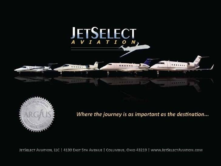 Jet Select Aviation