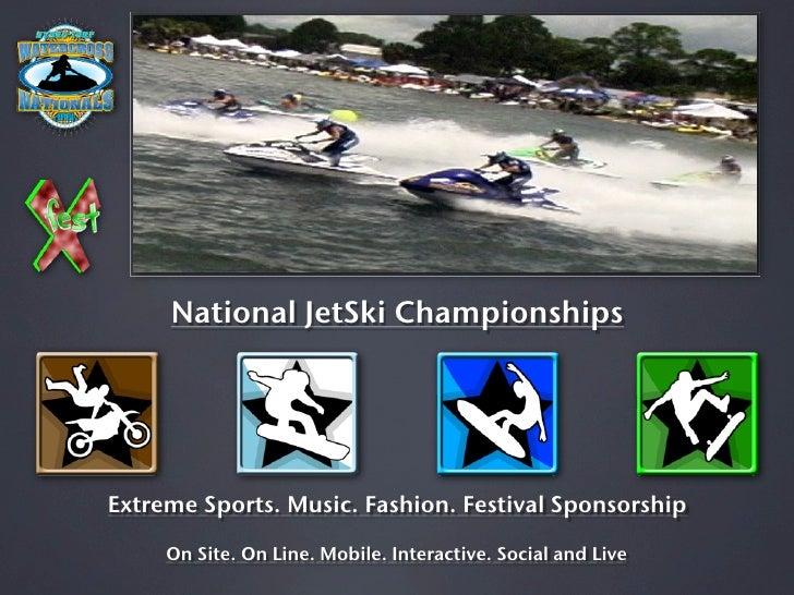 Jetski Tour 2012 13 Sponsorship Reduced