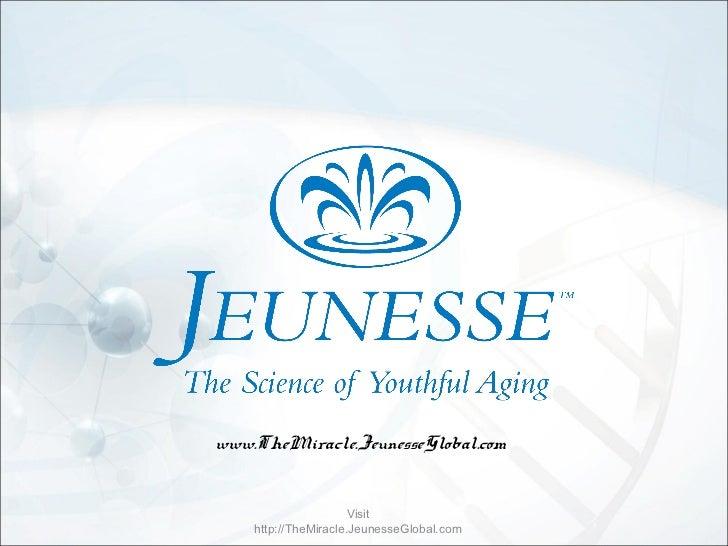 Jeunesse Global : Fastest Growing Multi Level Marketing