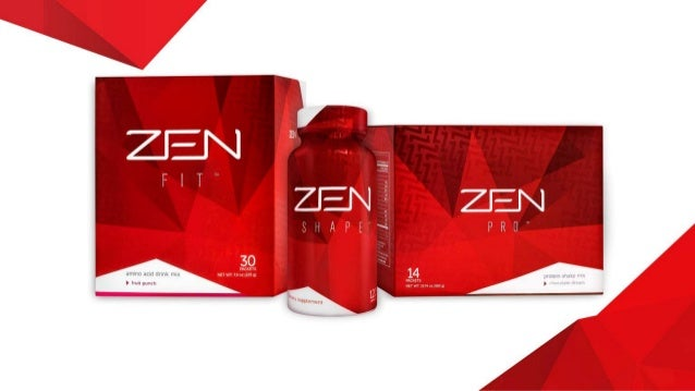 Jeunesse Zen Bodi Weight Loss System