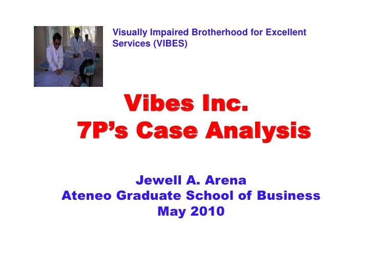 Jewellarena vibes incanalysis7ps