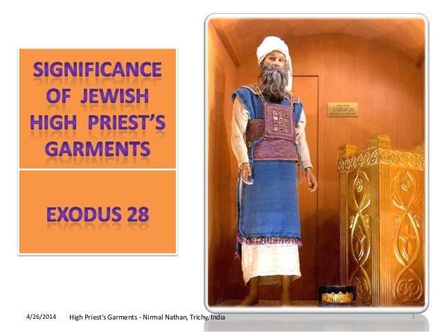 4/26/2014 1High Priest's Garments - Nirmal Nathan, Trichy, India
