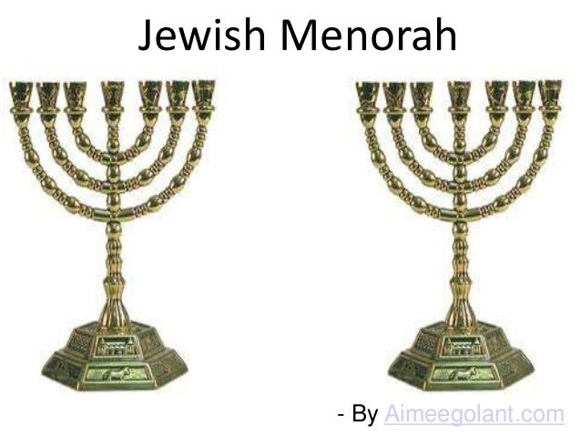 Jewish Menorah: Perfect Gift Of Jewish Celebration