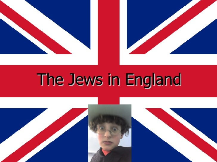 The Jews in England