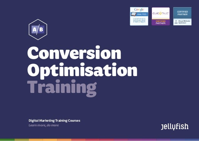 Conversion Optimisation Training