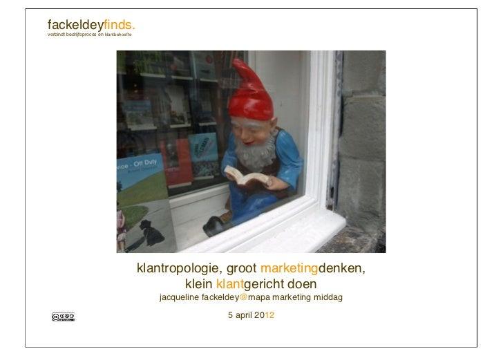 Lezing klantgericht werken voor bibliotheken_Jacqueline Fackeldey