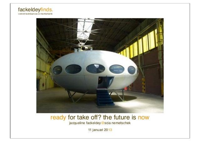 Lezing over innovatie en de toekomstgerichte organisatie  voor SCIA Nemetschek_Jacqueline Fackeldey