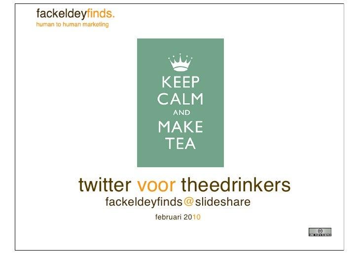 Workshop Twitter voor de eenpitter_Jacqueline Fackeldey