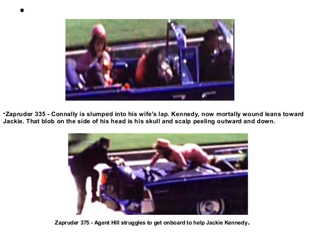 Help with the JFK Assassination?