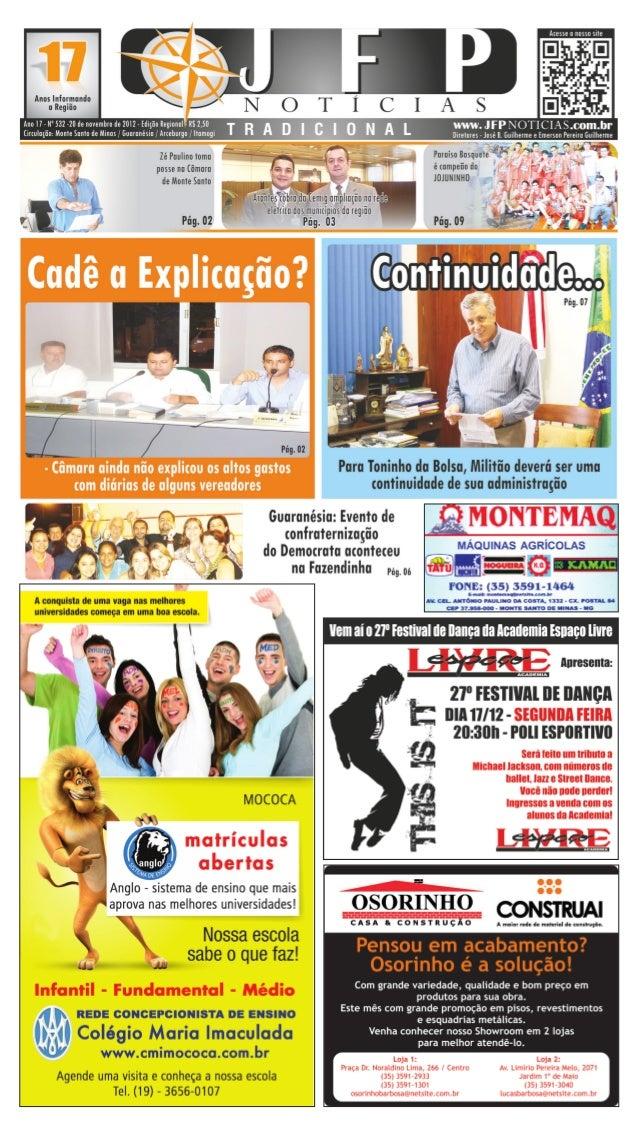 02                                          20 de novembro de 2012                            Política                    ...