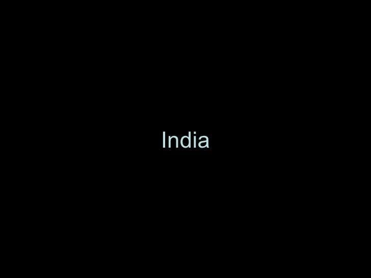 Jg India
