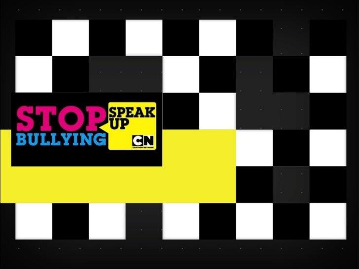 Alice Cahn: Stop Bullying, Speak Up