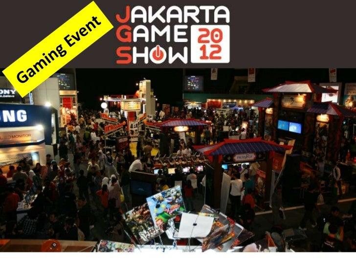 Jakarta Game Show 2012 information