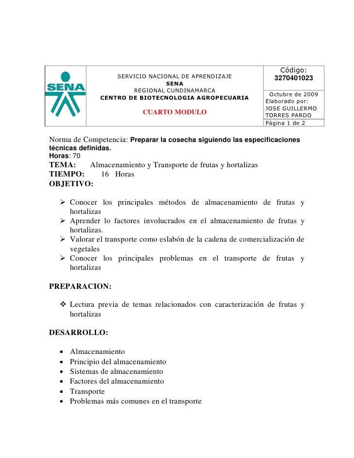 JOGUITOPAR - Cuarto  Modulo Poscosecha