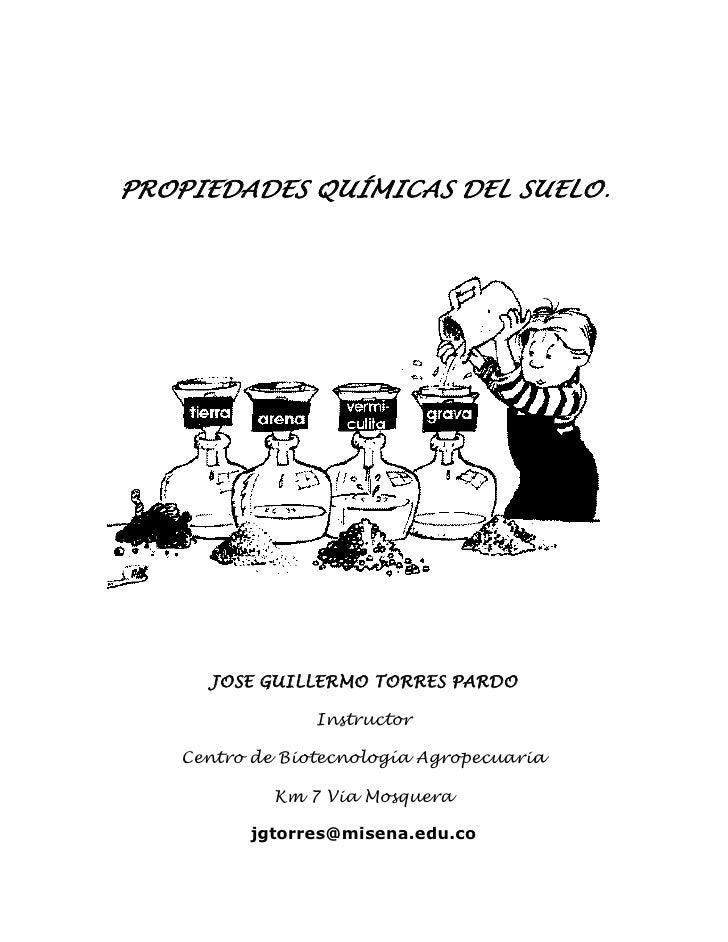 JOGUITOPAR- PROPIEDADES QUIMICAS DEL SUELO