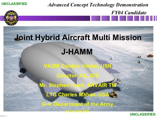 JHAMMBC Brief 23 Jan 03 Rev1.0