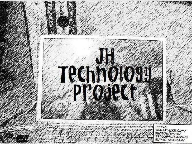 Junior High Technology Project