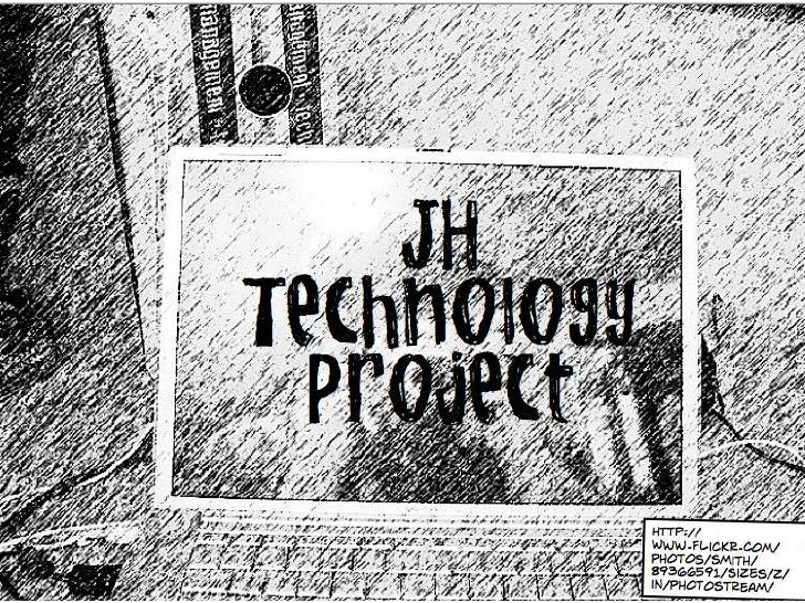 Junior High Technology Project