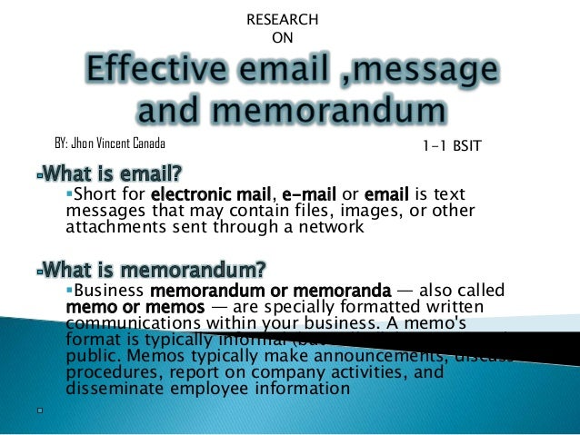 Short for electronic mail, e-mail or email is text messages that may contain files, images, or other attachments sent thr...