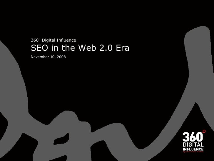 SEO Web 2.0 Era - Johns Hopkins University