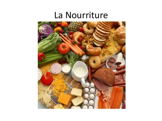 Food Vocab Lesson