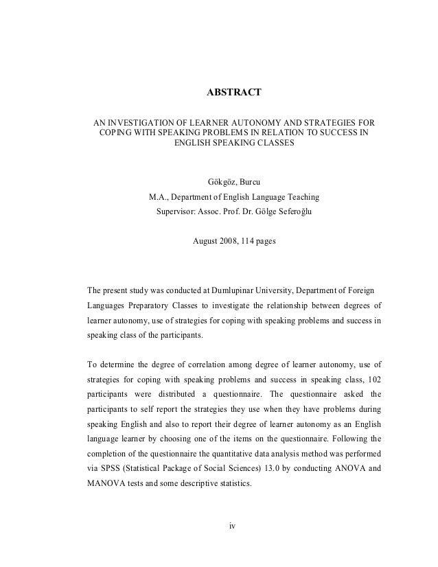 autonomy thesis ethics
