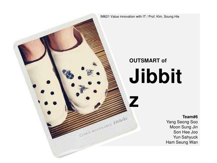 OUTSMART of Jibbitz