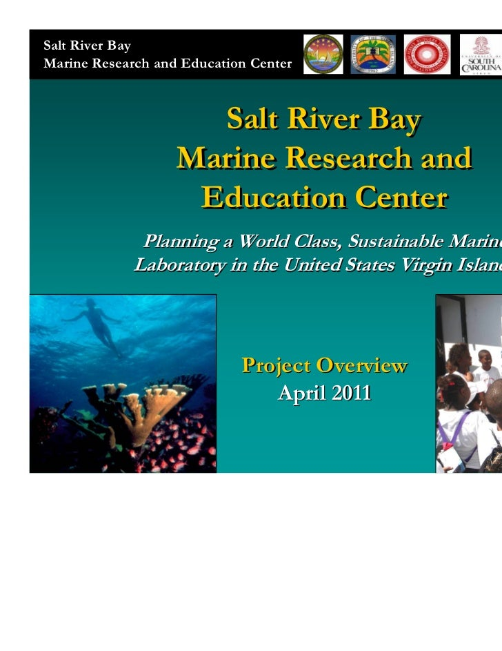 Salt River BayMarine Research and Education Center                     Salt River Bay                   Marine Research an...