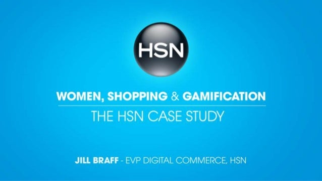 • Part of HSN, Inc., a $3.3 billioninteractive mutichannel retailer• Unique shopping experience• Broadcast live to 96 mill...