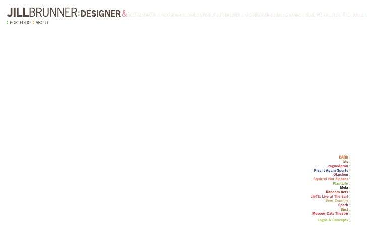 IDEA GENERATOR & PACKAGING AFICIONADO & PEANUT BUTTER LOVER & AVID OBSERVER & BOWLING MANIAC & SOMETIME ATHLETE & PAPER JU...