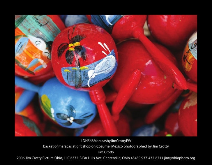 1DH568MaracasbyJimCrottyFW                 basket of maracas at gift shop on Cozumel Mexico photographed by Jim Crotty    ...