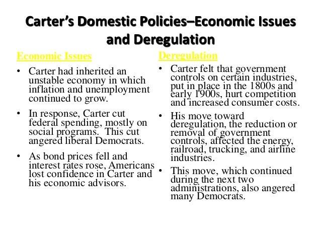 Jimmy Carter S Presidency