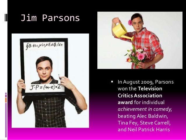 Jim Parsons 2009