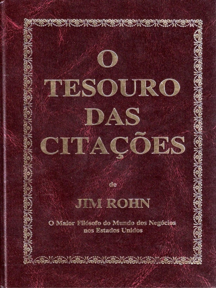 """O TESOURO DAS CITAÇÕES DE JIM ROHN    O QUE ESTÃO DIZENDO SOBRE JIM ROHN...""""Jim Rohn é um dos oradores mais articulados, p..."""
