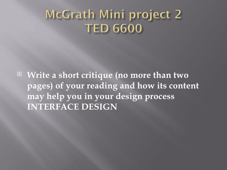 Jims Book Review Web Design Power Point V2