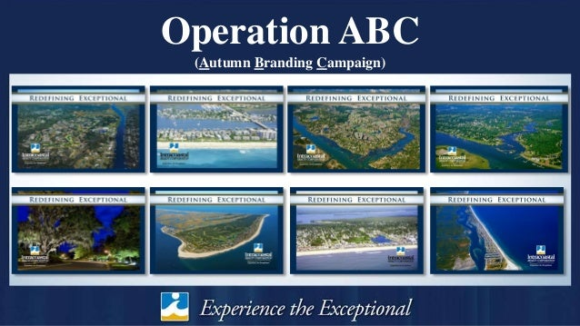 Operation ABC (Autumn Branding Campaign)
