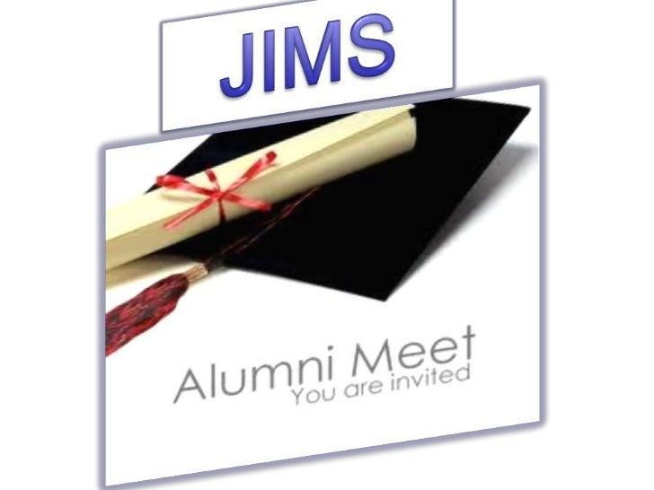 JIMS GRAND ALUMNI MEET