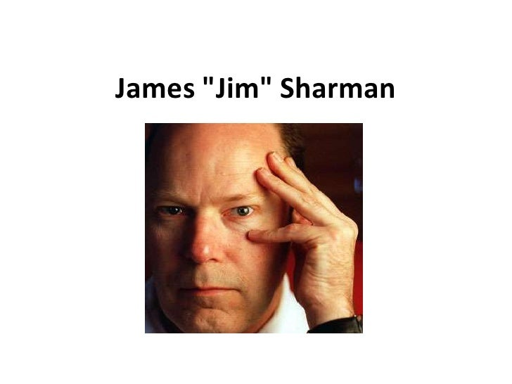 Jim Sharman Powerpoint Final