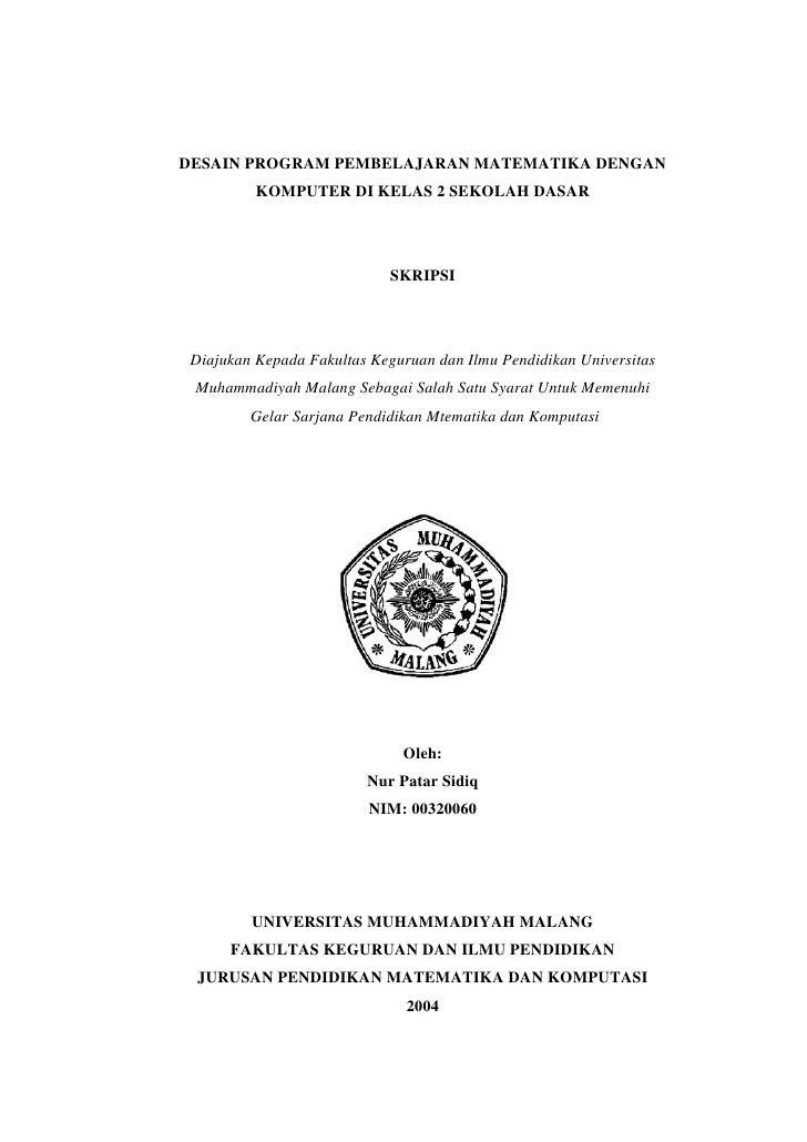 Jiptummpp gdl-s1-2005-nurpatarsi-2712-pendahul-n